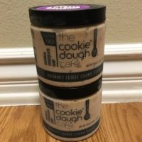 Gluten-free cookie dough from The Cookie Dough Cafe